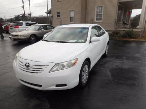 2007 Toyota Camry for sale in Poland, OH