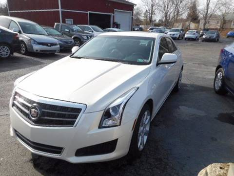 2014 Cadillac ATS for sale in Poland, OH