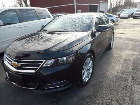 2017 Chevrolet Impala for sale in Poland, OH