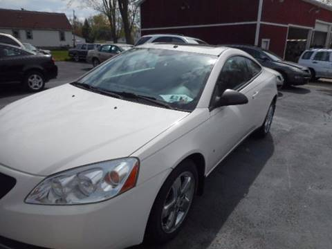 2007 Pontiac G6 for sale in Poland, OH