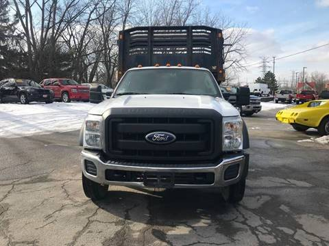 2011 Ford F-550 Super Duty for sale in Crown Point, IN
