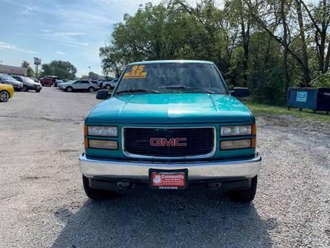 1995 GMC Sierra 2500 for sale in Crown Point, IN
