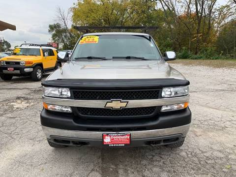 2001 Chevrolet Silverado 2500HD for sale in Crown Point, IN