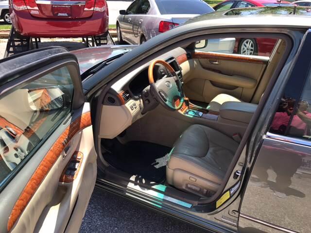 2005 Lexus LS 430 4dr Sedan - Greenwood IN