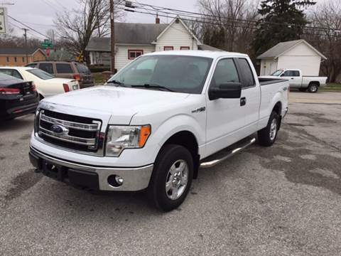 2014 Ford F-150 for sale in Greenwood, IN