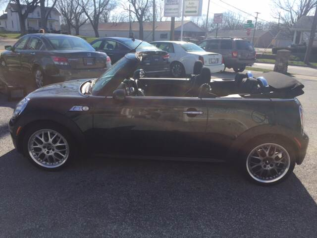 2010 MINI Cooper S 2dr Convertible - Greenwood IN