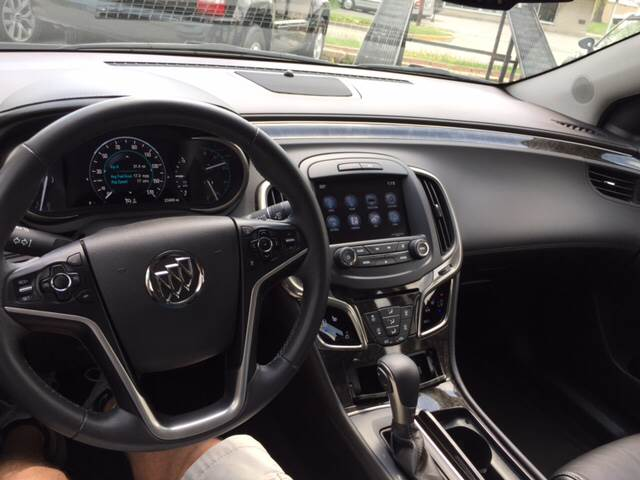2016 Buick LaCrosse Leather 4dr Sedan - Greenwood IN