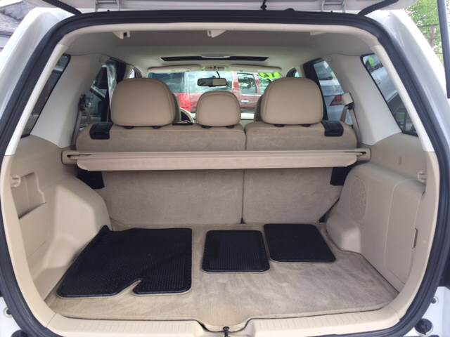 2012 Ford Escape AWD Limited 4dr SUV - Greenwood IN