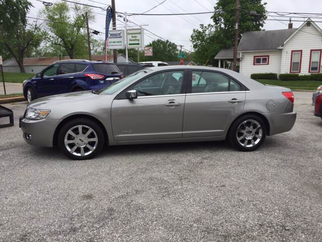 2009 Lincoln MKZ AWD 4dr Sedan - Greenwood IN