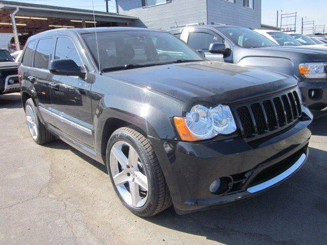 2008 Jeep Grand Cherokee 4x4 SRT8 4dr SUV In Yakima WA