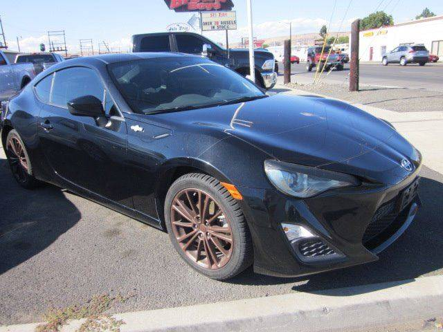 2013 Scion Fr S 10 Series >> 2013 Scion Fr S 10 Series 2dr Coupe 6m In Yakima Wa Brown Boys