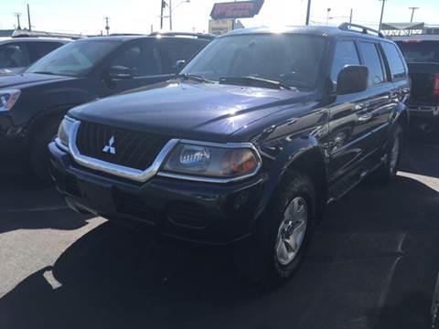 2003 Mitsubishi Montero Sport for sale in Yakima, WA