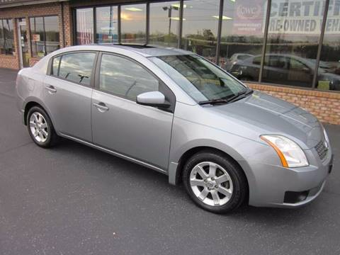 2007 Nissan Sentra for sale in Chambersburg, PA