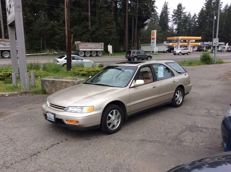 1994 Honda Accord EX 4dr Wagon - Spanaway WA