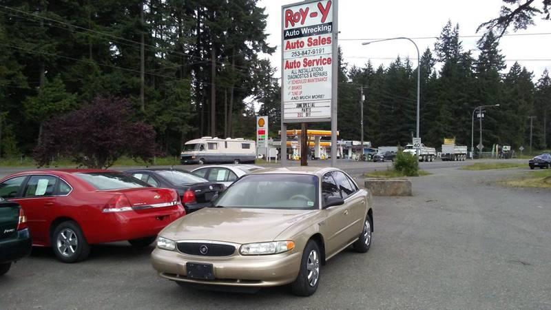 2004 Buick Century Standard 4dr Sedan - Spanaway WA