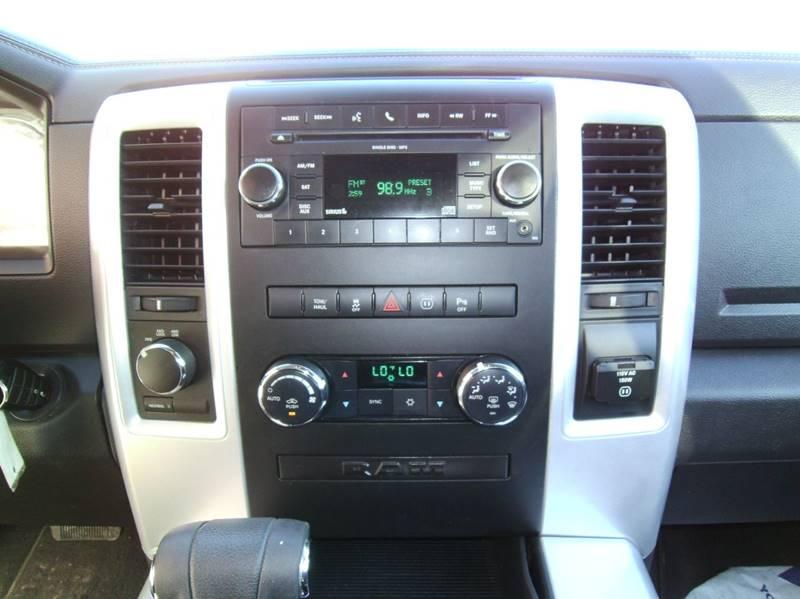 2010 Dodge Ram Pickup 1500 4x4 Laramie 4dr Quad Cab 6.3 ft. SB Pickup - Spanaway WA