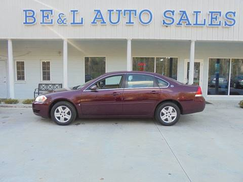2007 Chevrolet Impala for sale in Walterboro, SC