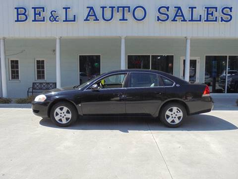 2007 Chevrolet Impala for sale in Walterboro SC