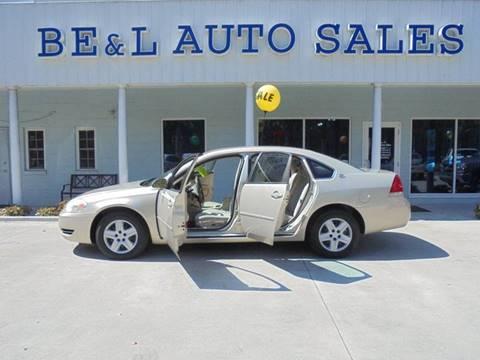 2008 Chevrolet Impala for sale in Walterboro, SC