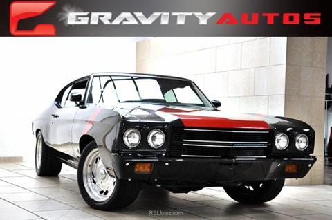 1970 Chevrolet Chevelle for sale in Sandy Springs, GA