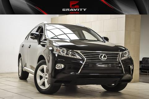 2013 Lexus RX 350 for sale in Sandy Springs, GA