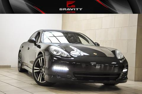 2013 Porsche Panamera for sale in Sandy Springs, GA