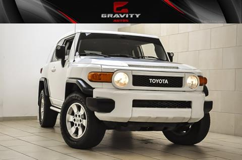 2010 Toyota FJ Cruiser for sale in Sandy Springs, GA