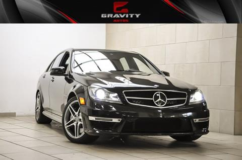 2014 Mercedes-Benz C-Class for sale in Sandy Springs, GA