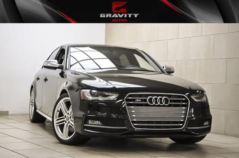 2013 Audi S4 for sale in Sandy Springs, GA