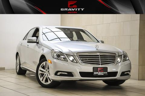 2010 Mercedes-Benz E-Class for sale in Sandy Springs, GA