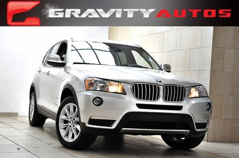 2014 BMW X3 for sale in Sandy Springs, GA