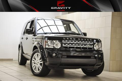 2012 Land Rover LR4 for sale in Sandy Springs, GA