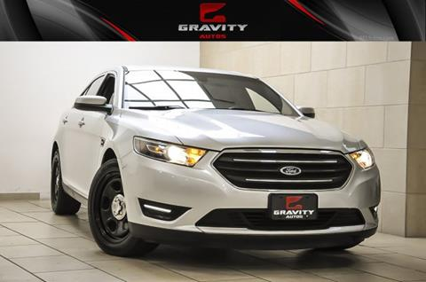 2015 Ford Taurus for sale in Sandy Springs, GA