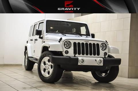 2014 Jeep Wrangler Unlimited for sale in Sandy Springs, GA