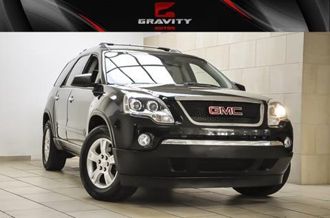 2012 GMC Acadia for sale in Sandy Springs, GA