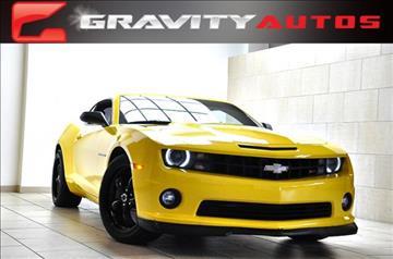 2010 Chevrolet Camaro for sale in Sandy Springs, GA