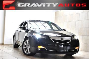 2013 Acura TL for sale in Sandy Springs, GA