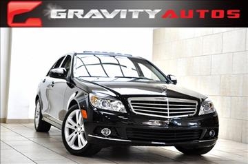 2009 Mercedes-Benz C-Class for sale in Sandy Springs, GA