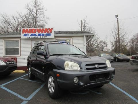 2005 Hyundai Santa Fe for sale in Indianapolis, IN