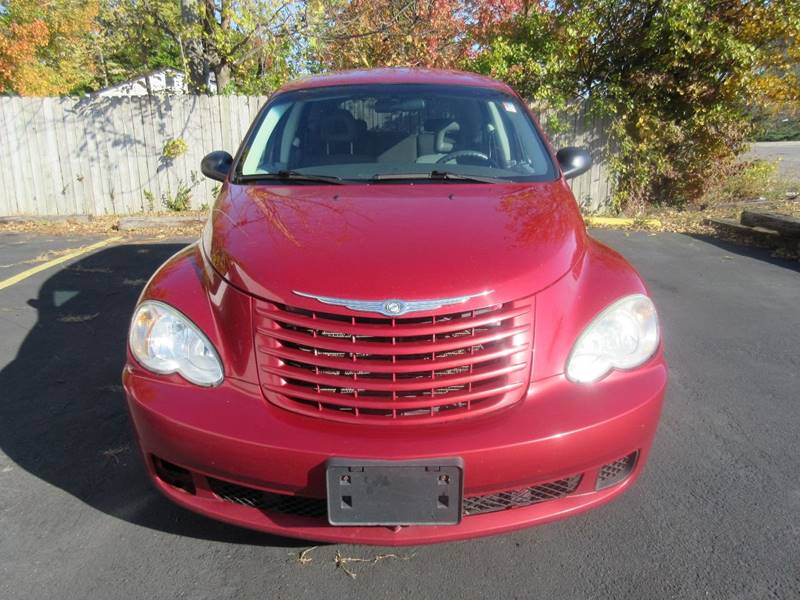 2008 Chrysler PT Cruiser for sale at Midway Cars LLC in Indianapolis IN