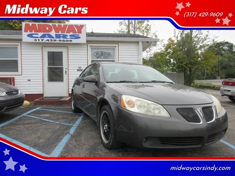 2006 Pontiac G6 for sale in Indianapolis, IN