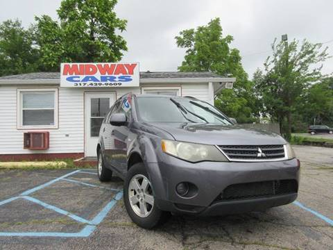 Mitsubishi Outlander For Sale in Indianapolis, IN - Midway Cars