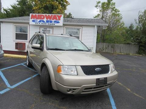 2006 Ford Freestyle for sale at Midway Cars LLC in Indianapolis IN