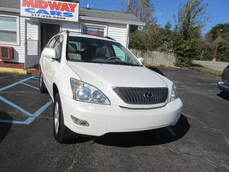 2004 Lexus RX 330 for sale at Midway Cars LLC in Indianapolis IN
