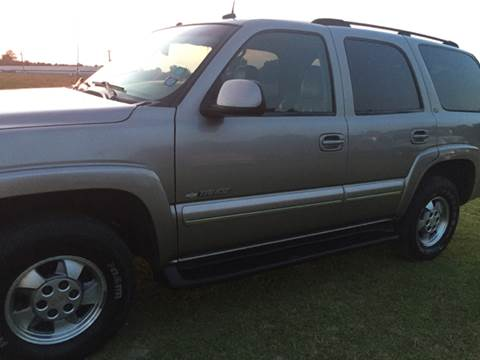 2003 Chevrolet Tahoe for sale in Roseboro, NC