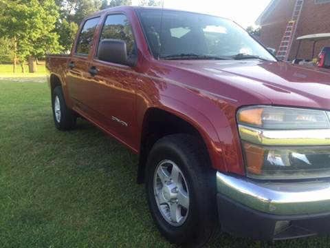 2004 GMC Canyon for sale in Roseboro NC