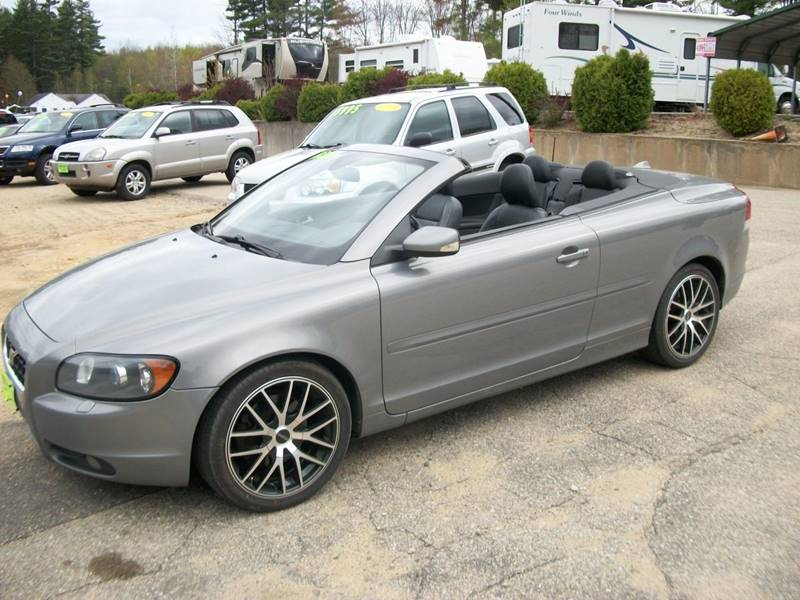 2007 volvo c70 t5 2dr convertible in rochester nh - olde bay rv