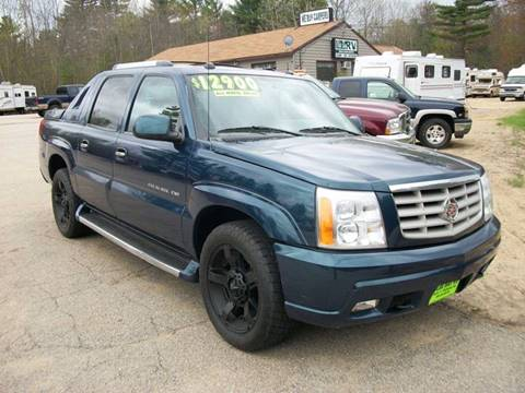 2005 Cadillac Escalade EXT for sale in Rochester, NH