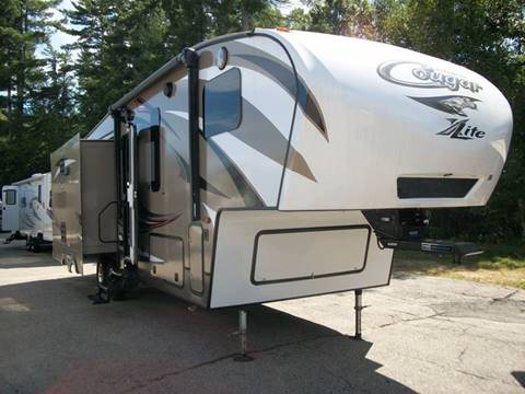 2015 Keystone Cougar 29RL for sale in Rochester, NH