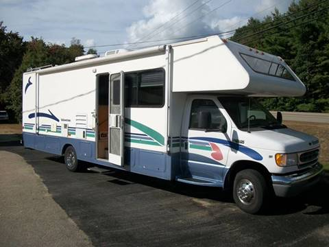 2001 Gulf Stream Conquest Yellowstone 6302 for sale in Rochester, NH